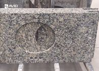 Pre Cut Granite Natural Stone Countertops,Granite Bath Vanity Tops Easy Clean