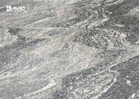 Wave Pattern Fantasy Granite Stone Tiles , Polished Granite Floor Tiles