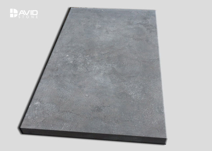 Elegant Natural Limestone Tiles For Floor / Wall Decor Small Order Accepted